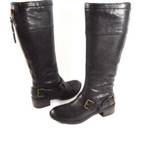 Naturalizer Leather Macnair Boots
